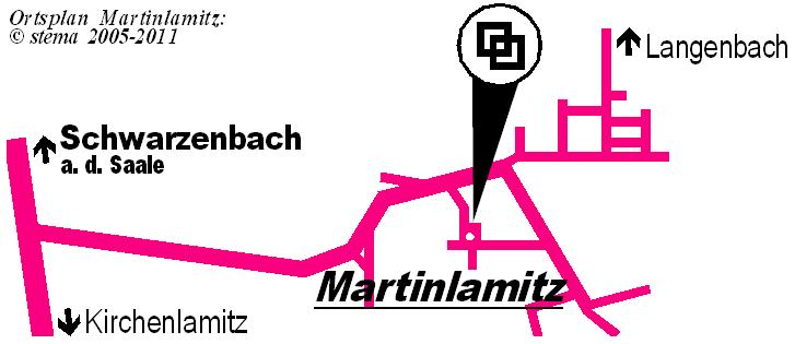Map Martinlamitz © stema 2005–2012